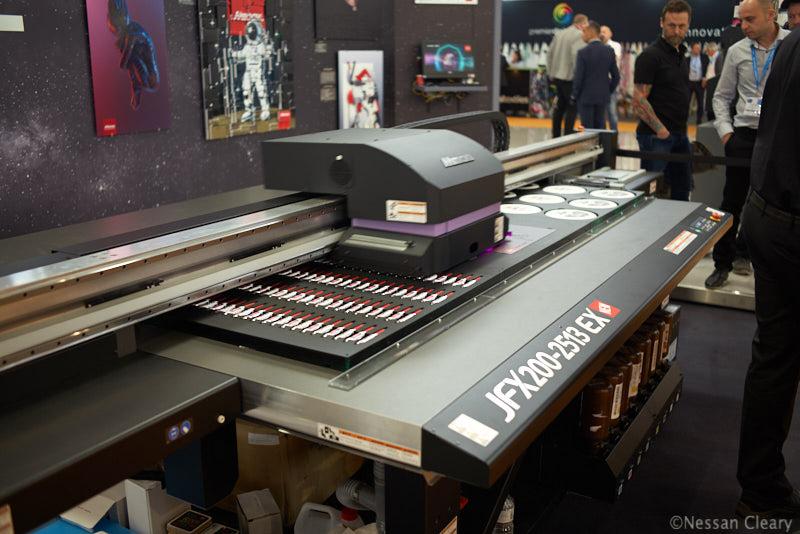 Mimaki Updates Jfx200 Flatbed Printer Graphics To